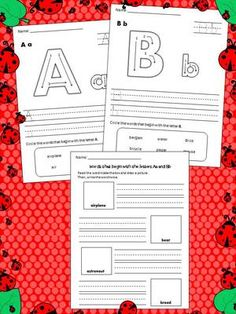 FREEBIE - Alphabet Tracing & Review from mzmary on TeachersNotebook.com -  (41 pages)  - FREEBIE - Alphabet Tracing & Review