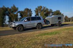 Home made camper-trailer