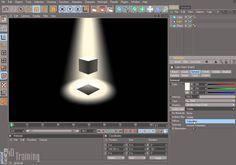 Lighting in Cinema 4D Part 1