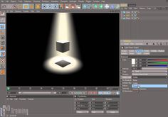 Lighting in Cinema 4D Part 1