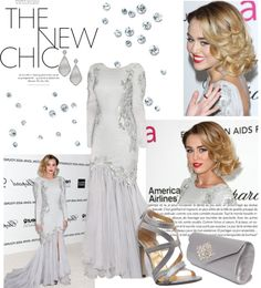 """The Best Red Carpet Dresses ~ Miley Cyrus"" by softlittlefashion ❤ liked on Polyvore"