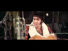 """ELVIS:  That's All Right Mama (Rehearsals """"That's The Way It Is"""" 1970) via youtube"""