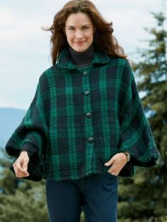 HANDWOVEN IRISH CAPELET