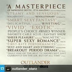 Outlander è tutto questo e altro ancora.