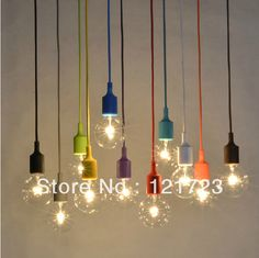 Cheap Novelty Lighting on Sale at Bargain Price, Buy Quality bulb manufacturer, light saving bulbs, bulb hb4 from China bulb manufacturer Suppliers at Aliexpress.com:1,Voltage:220V 2,Installation Type:Cord Pendant 3,Technics:Other 4,Application:Foyer 5,Lampshade Color:White,Black,Green,Red,Gray,Blue,Yellow,Pink,Purple,Orange