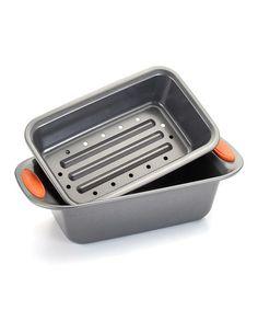 Rachel Ray Meatloaf Pan Set