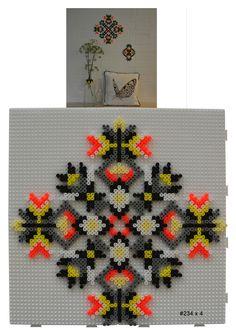 Icon - HAMA perler pattern