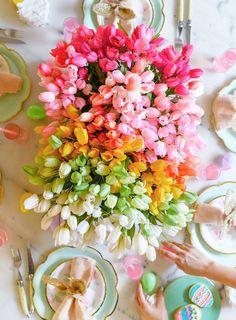 Wedding Birthday Multicolor Square Piece Rose Petals Confetti Cannon OK 02