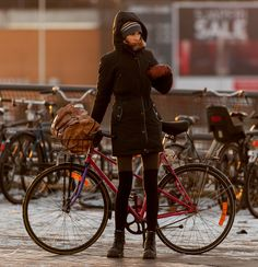 Copenhagen Bikehaven by Mellbin - Bike Cycle Bicycle - 2013 - 0092 (via Franz-Michael S. Mellbin)