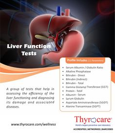 Important function of liver is breaking down of bilirubin, to remove it from the body, hence bilirubin tests are performed for detection of liver. The widely used liver enzymes that are sensitive to abnormalities in liver and are measured when testing for the diagnosis are SGPT and SGOT. Our Hepatitis profile comprises of all the necessary tests including bilirubin, SGOT, SGPT, and serum proteins, alkaline phosphatase plus various Anti Hepatitis antigens and hepatitis B surface antigen.