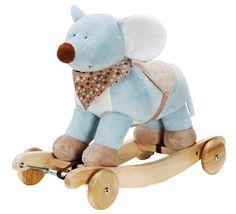 Teddy Kompaniet keinuhiiri - Lauran Lastentarvike