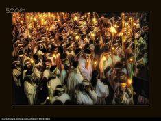 Διονυσιακό Καρναβάλι Νάξου  Λαμπαδηφορίες
