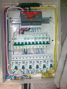 161 best distribution board images electrical engineering power rh pinterest com