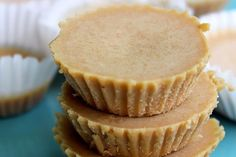 Discover light dessert recipes from SkinnyMs. Our easy, healthy dessert recipes are low-calorie without compromising delicious taste. Treat yourself with SkinnyMs desserts! Healthy Peanut Butter, Peanut Butter Cups, Healthy Desserts, Dessert Recipes, Cookie Recipes, Quick Dessert, Healthy Recipes, Candy Recipes, 3 Ingredient Cookies