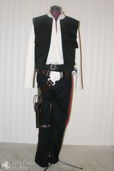 Kay Dee Collection Costumes - Star Wars Han Solo Costume