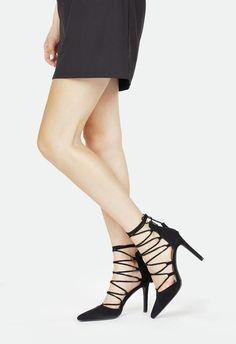 Zapatos Kaego en Negro - Envío gratuito en JustFab