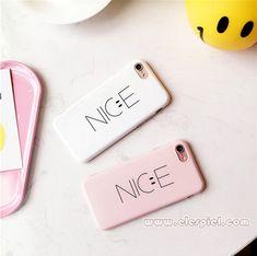 Einfach Desgin NICE TPU Handyhülle für Iphone6/6plus/7/7plus
