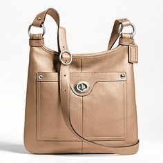 Another new girl.....  love love love Coach leather!!!