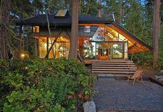 Belle maison moderne.