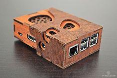 Borg Raspberry Pi Case