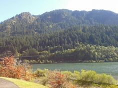 Onderweg naar The Dalles ( Bonneville Power Dam )  ( 15 september )