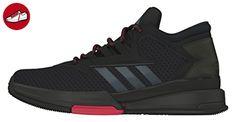 adidas Herren Street Jam II Basketballschuhe, Black (Negbas / Negbas / Onifue), 42 2/3 EU - Adidas schuhe (*Partner-Link)