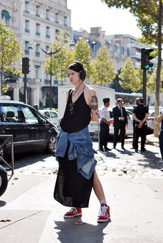 Marianne Theodorsen, Paris