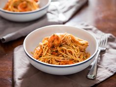Lobster fra diavolo is a classic Italian-American pasta dish, but the lobster version is a lot easier for restaurants than home cooks. Shrimp make an excellent stand-in, as long as you know how to infuse the spicy tomato sauce with some real shellfish flavor.