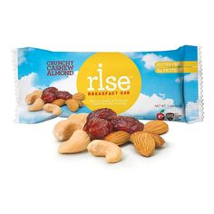 Rise Bar The Simplest Protein Bar Lemon Cashew 4 Bars 2 1 Oz 60 G Each Attractive And Durable Vitamins & Dietary Supplements