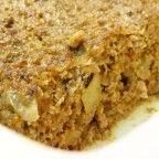 Sweet & Savory Gluten Free Meatloaf