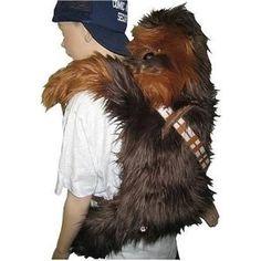 Chewbacca Back Pack