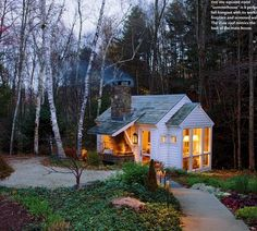 cute little cottage