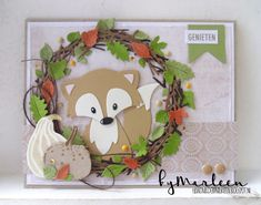 Fall Cards, Holiday Cards, Christmas Cards, Cut Paper Illustration, Marianne Design Cards, Thanksgiving Cards, Animal Cards, Pop Up Cards, Halloween Cards