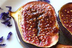 ♡ Looks of LoveT.: Lifestyle mit dem Spätsommer auf dem Tisch - frisc... Caviar, Superfood, Figs, Fresh, Clean Foods, Food Food, Woman