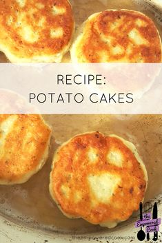 This recipe is the best use of leftover mashed potato and my toddler loves these!
