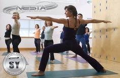 NESTA Yoga certification online 20 CEUs for ISSA