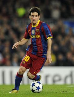 Messi - disgustingly good