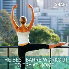 Best Barr workout