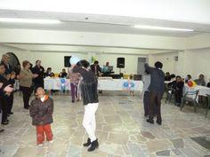Eucaristía de Acción de Gracias y Festejo.