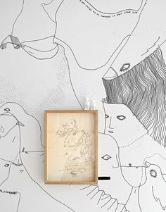 Méchant Design: free lines drawings