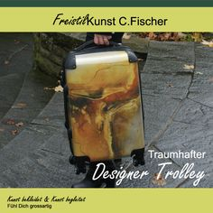 Wunderschöne #designer #trolleybag für deine Reisen. Mit meinen #artwork. Designer, Canning, Online Shopping, Artworks, Right Guy, Nice Asses, Viajes, Home Canning, Conservation