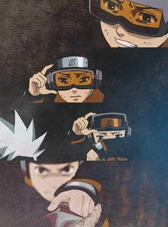 """""""Those who break the rules are trash, but those who abandon their friends are worse than trash!"""" Uchiha Obito"""