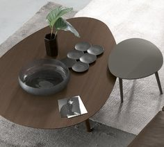 Jesse Pond Coffee Table - large and small