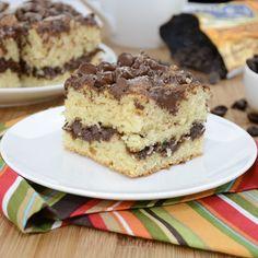 Coffee Lover's Chocolate Chip Coffee Cake