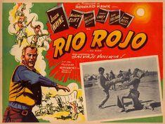 Howard Hawks western movies   Re: La Rivière Rouge - Red River - 1948 - Howard Hawks