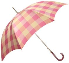 Gingham Umbrella♥ | CostMad do not sell this idea/product. Please visit our blog for more funky ideas