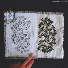 vines pattern