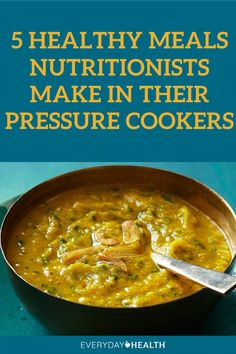 Pressure cookers can save time and provide healthy meals for the whole #family.