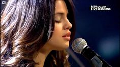 Selena Gomez   The Way I Loved You (Live on MTV Live Sessions) (+playlist)