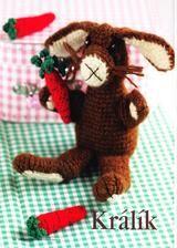Háčkované návody na hračky - Album používateľky anna2912 Teddy Bear, Toys, Animals, Amigurumi, Animales, Animaux, Gaming, Games, Animais